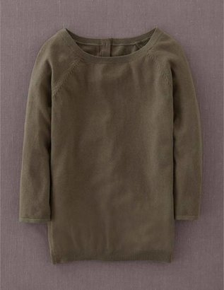 Boden Everyday Button Back Sweater