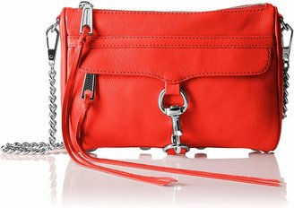 Rebecca Minkoff Mini MAC Convertible Cross-Body Handbag