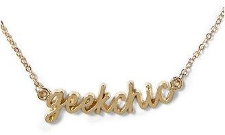 Pim + Larkin Geekchic Pendant Necklace