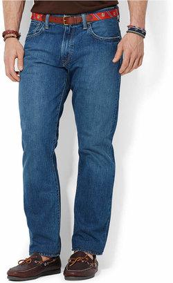 Polo Ralph Lauren Men Hampton Relaxed Straight Jean