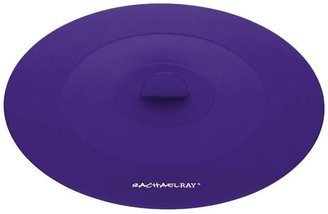 Rachael Ray Tools and Gadgets 9.25 in. Medium Suction Lid in Blue