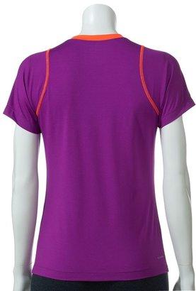 Reebok workout ready play dry top - women's