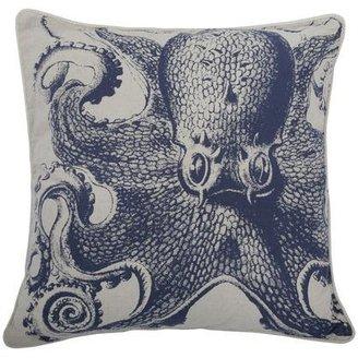 Thomas Paul Octopus Flax Pillow
