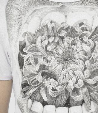 AllSaints Chrysanthenum T-shirt