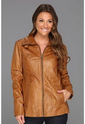 Marc New York Reese Coat (Amber) - Apparel
