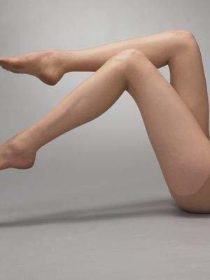 Donna Karan The Nudes Control-Top Hosiery