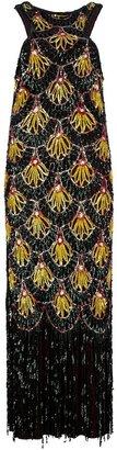 Jean Paul Gaultier Pre Owned Embellished Dress
