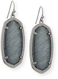 Kendra Scott Elle Earrings $65 thestylecure.com