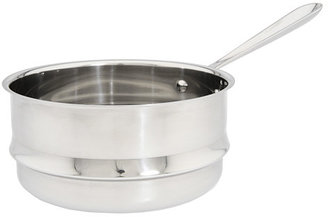 All-Clad Stainless Steel 3 Qt. Universal Steamer Insert
