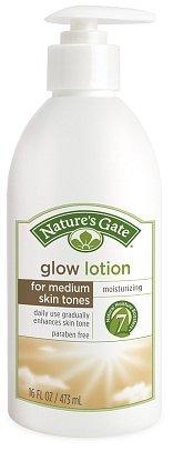 Nature's Gate Glow Lotion Medium Skin Tones