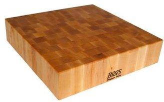 """John Boos & Co.® Maple End-Grain Chopping Block, 30"""" x 24"""" x 6"""""""