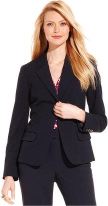 Charter Club Jacket, Single-Button Blazer