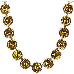 Bottega Veneta Necklace with Stones Necklace