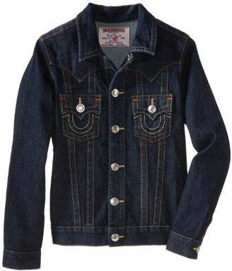 True Religion Big Boys' Jimmy Western Jacket
