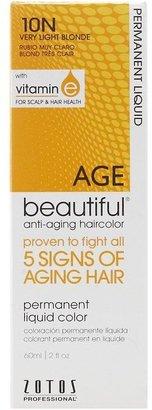 AGEbeautiful Anti-Aging Permanent Liquid Hair Color with Vitamin E