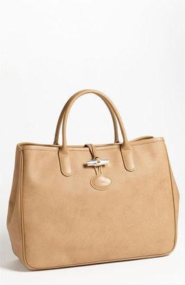 Longchamp 'Roseau' Tote, Large