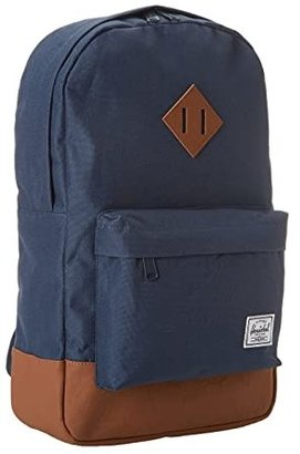 Herschel Heritage Mid-Volume (Black) Backpack Bags