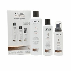 Nioxin System 4 Hair System Kit Noticeably Thinning for Fine Hair