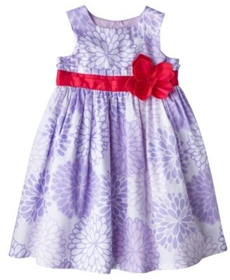 Carter's JUST ONE YOU® Made by Infant Toddler Girls' Floral Print Dress - Lilac