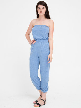 American Apparel Tri-Blend Pocket Jumpsuit