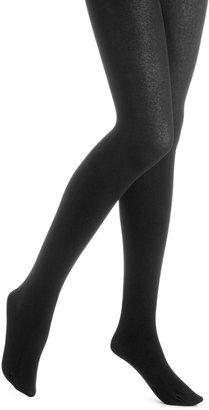 Hue Brushed Footless Sweater Tights - U13081