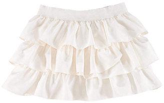 Ralph Lauren Tweens 7-16 Tiered Ruffled Skirt