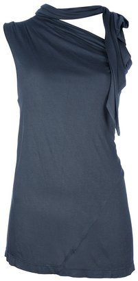 Yigal Azrouel Cut 25 By scarf top