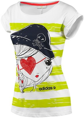 adidas Pirate Girl Tee