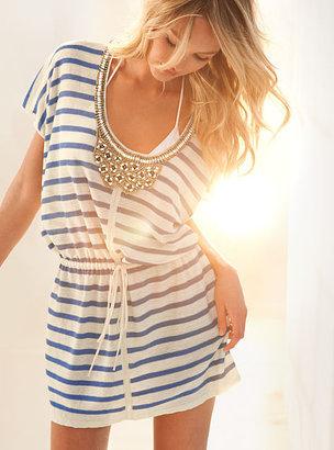 Victoria's Secret Embellished Cover-up Sweater