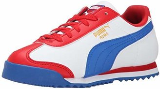 Puma Roma Basic JR Classic Sneaker (Little Kid/Big Kid)