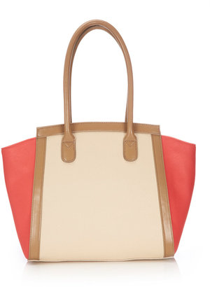 Wallis Cream Tote Bag