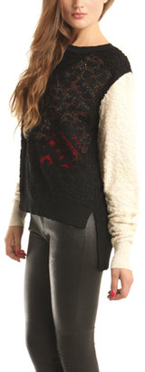 Coven Patchwork Sweater