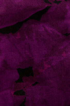 Milly Floral Mirage Print Gwyneth Bow Halter