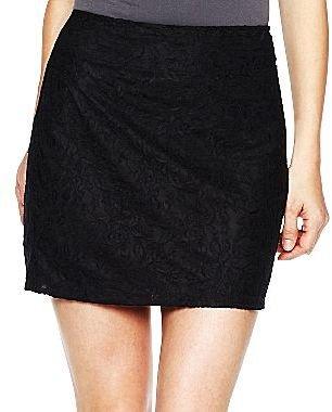 Mac & Jac mac+jac Stretch Lace Mini Skirt