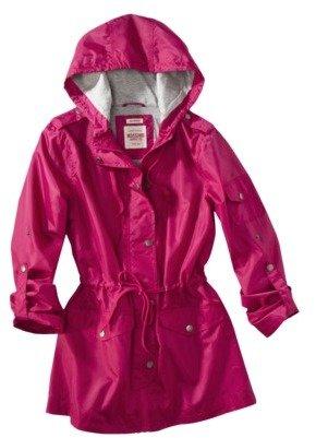 Mossimo Womens Hooded Rain Anorak - Assorted Colors