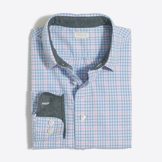 J.Crew Factory Red Faded Blue