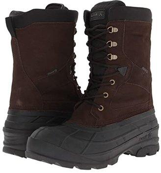 Kamik NationPlus (Dark Brown) Men's Boots