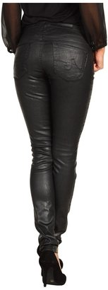 AG Adriano Goldschmied The Legging Leatherette (Leather Black) - Apparel