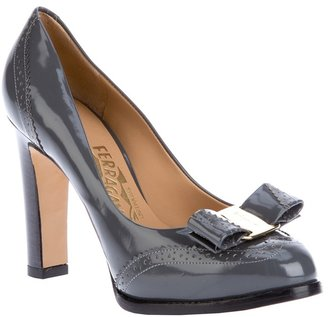 Salvatore Ferragamo Court shoe
