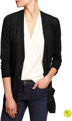 Banana Republic Factory V-Neck Summer Cardigan