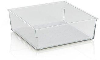 Madesmart ® Clear 6x6 Drawer Bin