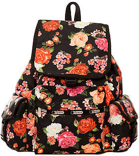 Le Sport Sac The Voyager Backpack In Royal Rose