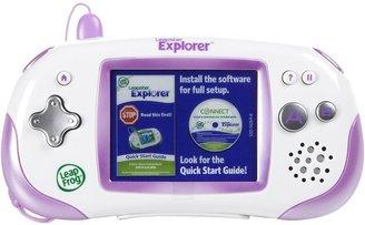 Leapfrog Leapster Explorer Learning Game System - Pink