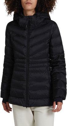 Woolrich Hooded Tech Jacket