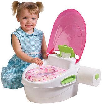 Summer Infant 3 Stage Reward Potty Trainer & Step Stool - Pink