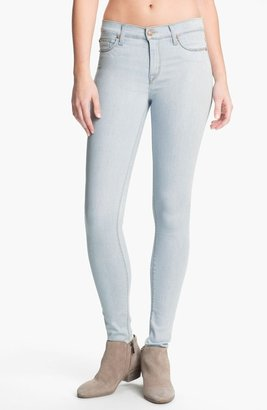 Hudson Jeans 'Nico' Super Skinny Jeans (Dahlia)