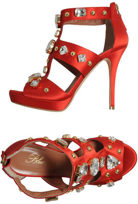 Blumarine Platform sandals