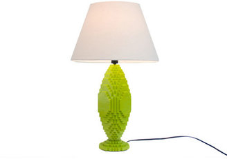 Lafayette Sean Kenney Sculpture Lamp Lime