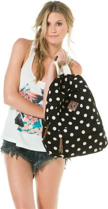 Madden-Girl Polka Dot Backpack