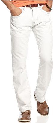 INC International Concepts Jeans, Vieja Slim Fit Boot Cut Jeans